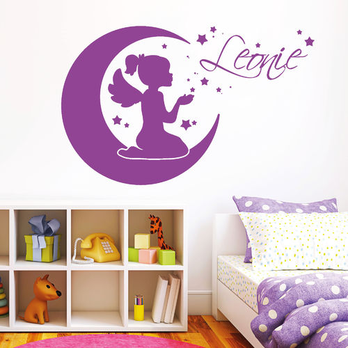 elfen feen wandtattoo loft wandsticker. Black Bedroom Furniture Sets. Home Design Ideas
