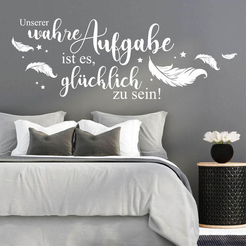wandbilder wandsticker leuchtaufkleber und inspiration. Black Bedroom Furniture Sets. Home Design Ideas