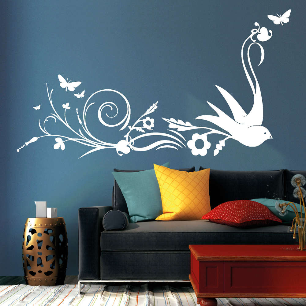 Tolle Wonderful Design Ideas Wandtattoos Schlafzimmer Galerie ...