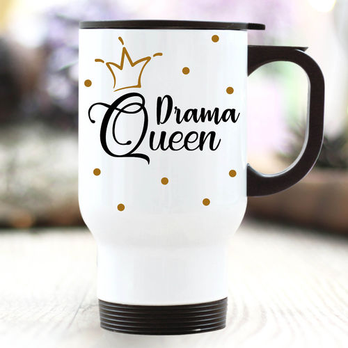 "Thermobecher ""Drama Queen"""