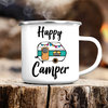 Campingbecher Happy Camper